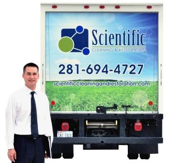 Owner/Operator of Scientific Cleaning and Restoration in League City